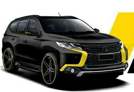 Mitsubishi All New Pajero Sport 2017 >> Modifikasi All New Pajero Sport dengan Velg Besar - Dealer Mobil Mitsubishi Solo