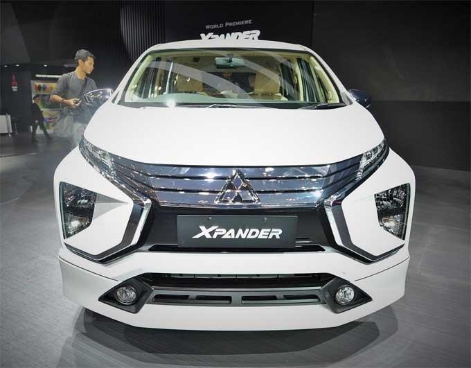 Katalog & Harga Xpander Solo 2018 - Dealer Mobil ...